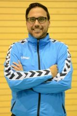 Bahadir Caglyian, SR seit 2018 Vereinsschiedsrichter