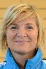 Ulrike Hlawatsch, SR seit 2017 Vereinsschiedsrichterin pfeift mit Claudia Hemmer im Gespann