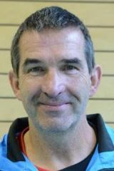 Dirk Pfeiffer, SR seit 2012 Vereinsschiedsrichter